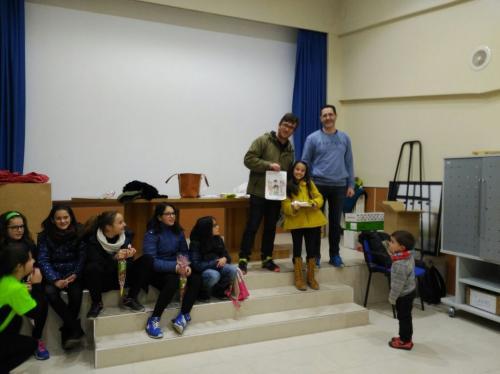 Concurso Dibujo y Desayuno Don Bosco