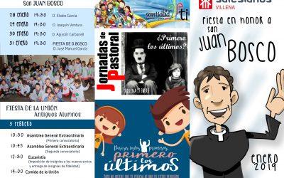 Don Bosco 2019 ¿Te lo vas a perder?