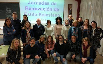 Jornadas de Renovación de Estilo Salesiano