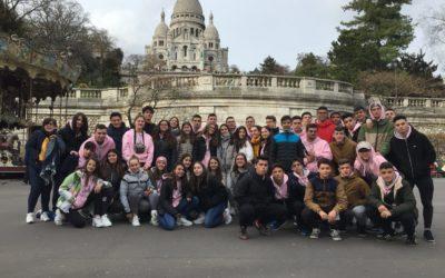 Primeros días en París