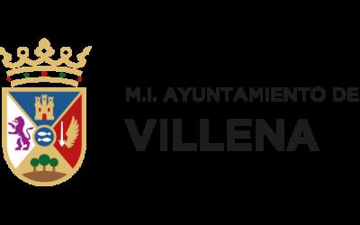 Becas M.I. Ayuntamiento Villena curso 19-20