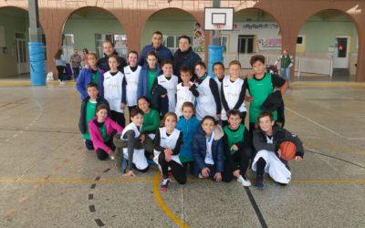 JUEGOS ESCOLARES (Fase municipal)   8ª Jornada 25-01-20