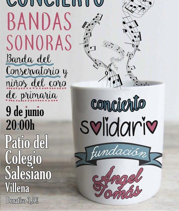 Concierto de Bandas Sonoras