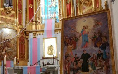 ADMAS conmemora todos los días 24 su devoción a la Virgen