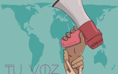 'Tu voz también es refugio', la campaña de las Plataformas Sociales Salesianas por el Día de las Personas Refugiadas