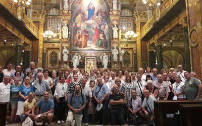 La Familia Salesiana de Villena peregrina a Roma y a Turín para celebrar su centenario