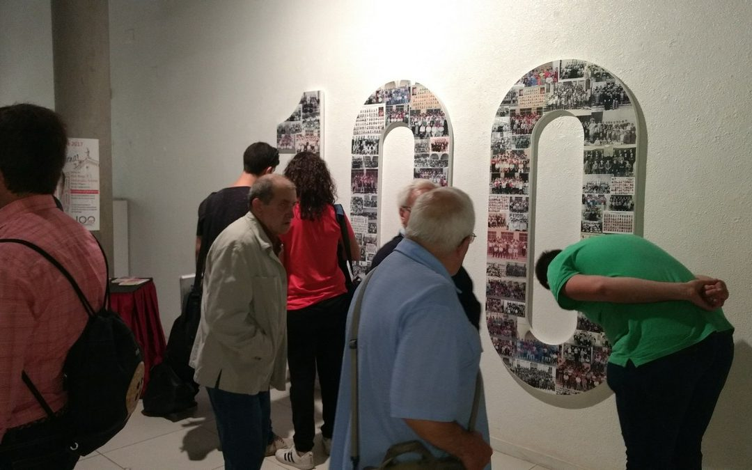 """Queda Inaugurada la Exposición """"100 años educando"""""""