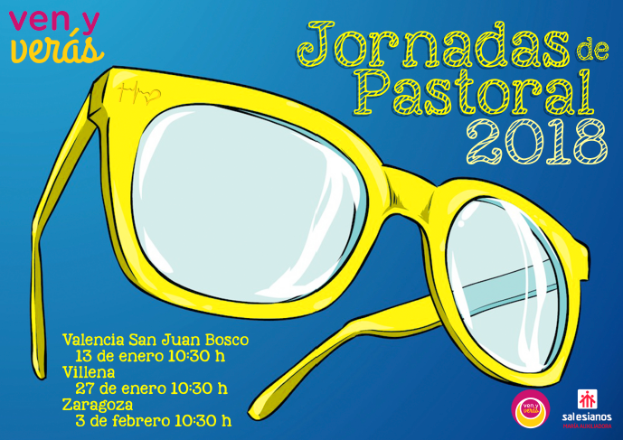 'Ven y verás', tema elegido para las Jornadas de Pastoral 2018