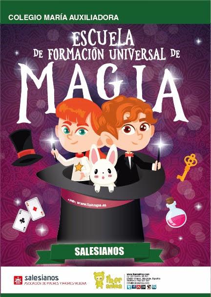 Escuela de Formación Universal de MAGIA