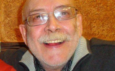 Paco Sanglada, maestro y voluntario del PAE