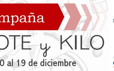 """Campaña """"BOTE-KILO"""" 2018"""
