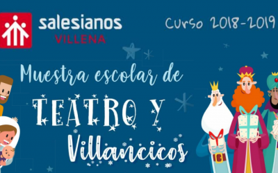 Preparados para celebrar la XXXII Muestra Escolar de Teatro y Villancicos