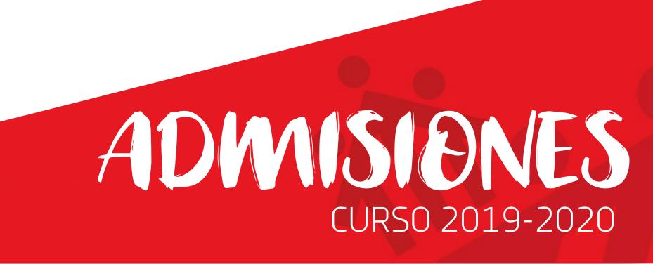 Recogida Solicitudes y Cita Previa curso 2019-2020