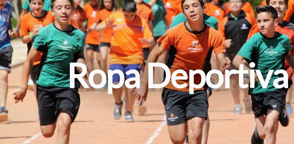 Horarios Venta Ropa Deportiva Curso 2019-2020