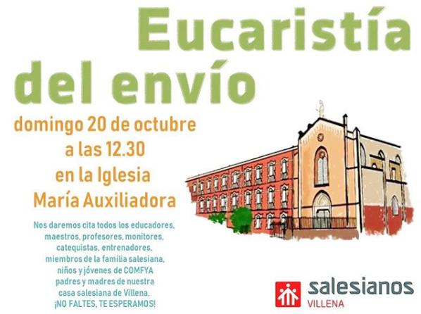 Eucaristía del Envío