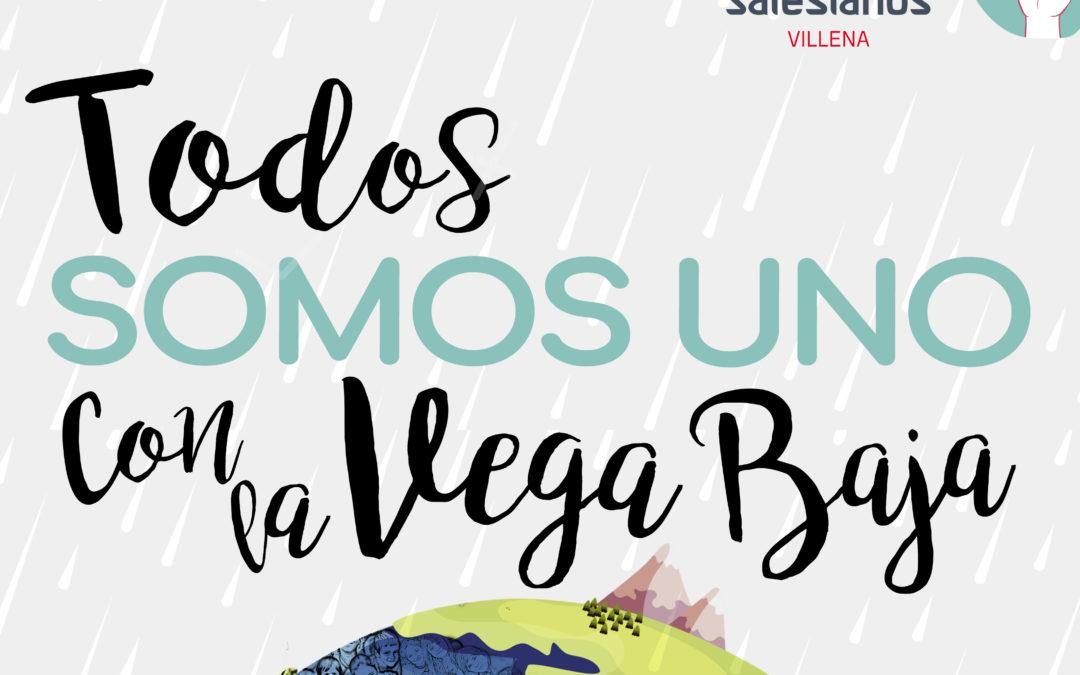 Todos SOMOS UNO con la Vega Baja