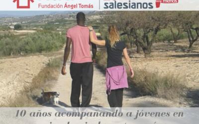 La Fundación Ángel Tomás- FISAT abre un nuevo piso de emancipación en Villena